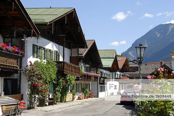 Bayrische Häuser