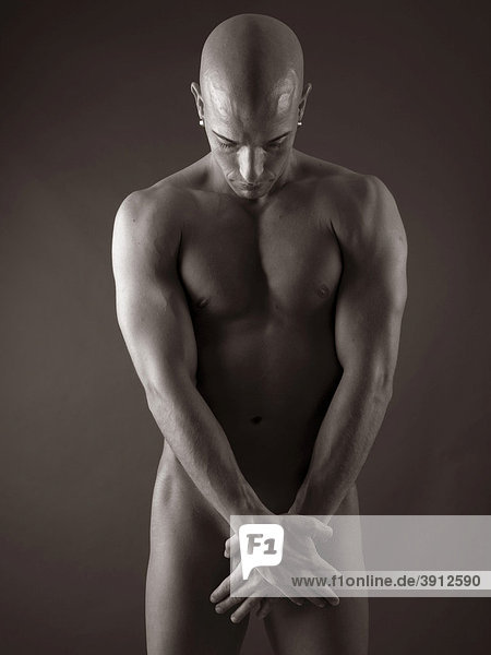 Männer nackte muskulöse Muskulöse Männer