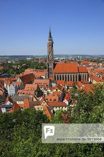 Landshut  Bayern  Deutschland  Europa