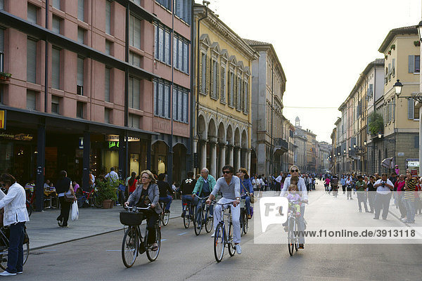 Reggio Emilia  Italien  Europa