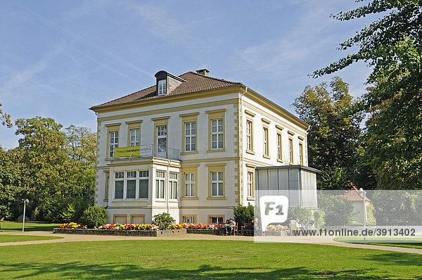 Museum Huelsmann  Kunstgewerbemuseum  Kunstmuseum  Ravensberger Park  Ravensberger Spinnerei  Bielefeld  Ostwestfalen Lippe  Nordrhein-Westfalen  Deutschland  Europa