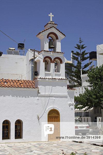 Kirche  Ierapetra  Kreta  Griechenland  Europa