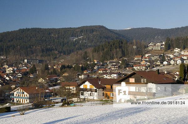 Bodenmais  Bayerischer Wald  Bayern  Deutschland  Europa