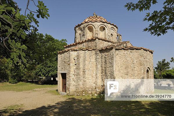 Kirche ¡gios NikÛlaos Founto_kli  Rhodos  Griechenland  Europa