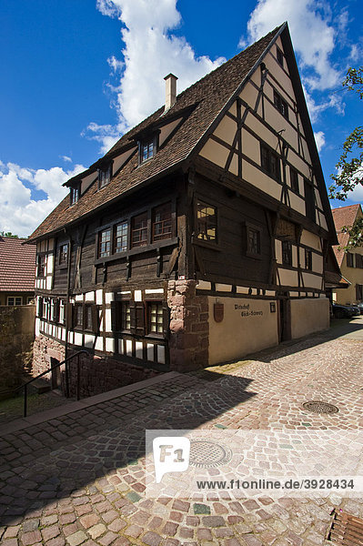 altensteig baden w rttemberg deutschland europa schwarzwald b rgerhaus b ck schwarz. Black Bedroom Furniture Sets. Home Design Ideas