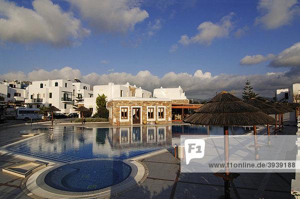 Naxos Royal Hotel  St. George Beach  Naxos  Cyclades  Greece  Europe