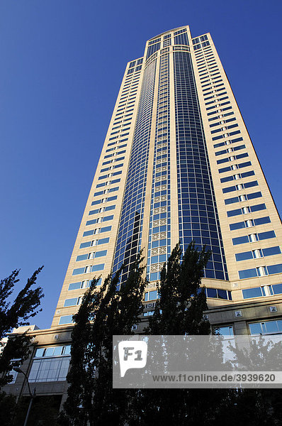 Hochhaus  Downtown  Seattle  USA