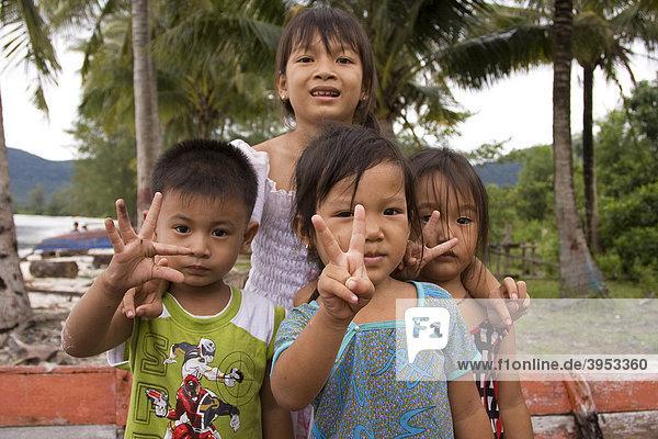 Vietnamese children  Vietnam  Asia