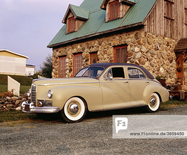 1947 Packard Clipper