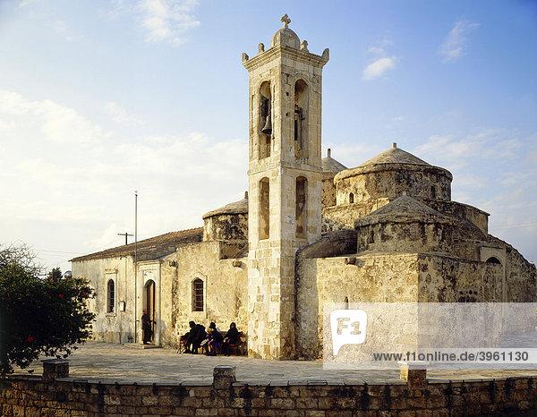 Kirche Agia Paraskevi  Voroskipos bei Paphos  Zypern  Europa