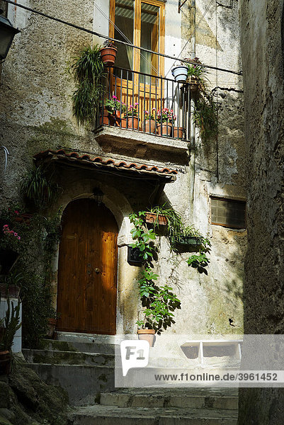 Cosenza  Kalabrien  Italien  Europa