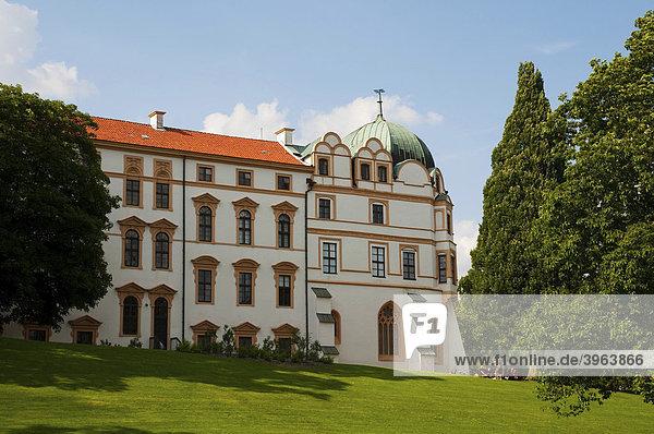 Herzogschloss  Celle  Niedersachsen  Deutschland