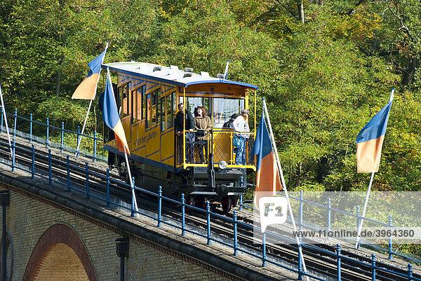 Nerobergbahn  Wiesbaden  Hessen  Deutschland Nerobergbahn, Wiesbaden, Hessen, Deutschland