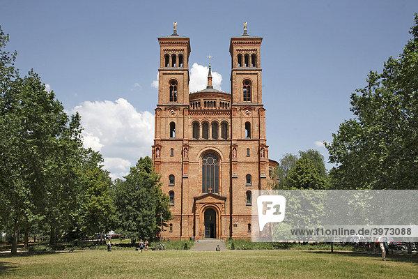 St. Thomas Kirche in Berlin  Deutschland