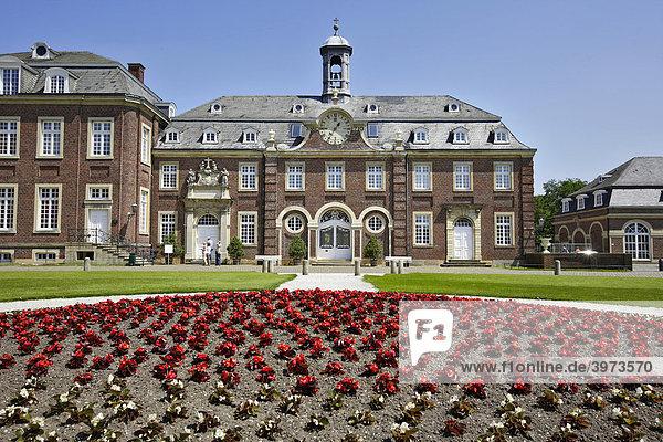 Schlosskapelle  Schloss Nordkirchen  Nordrhein-Westfalen  Deutschland  Europa