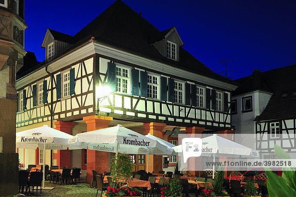 Kornhaus  Gernsbach  Schwarzwald  Baden-Württemberg  Deutschland  Europa