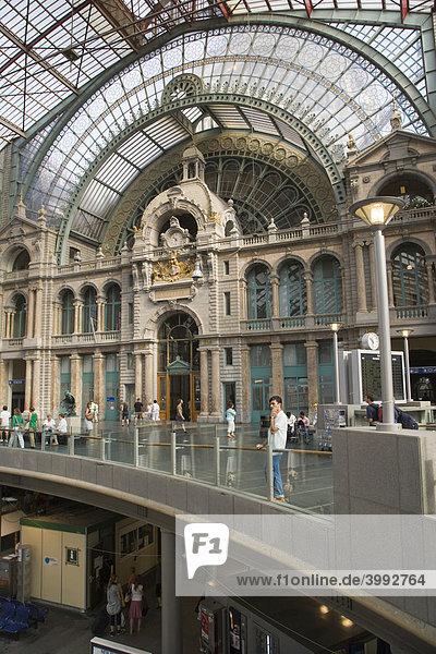 Antwerpen-Centraal,  Antwerp Central railway station,  Belgium