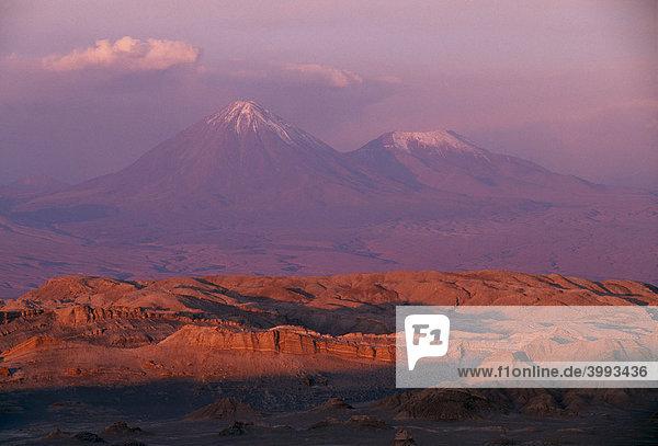 Vulkan Licancabur  Chile  Südamerika