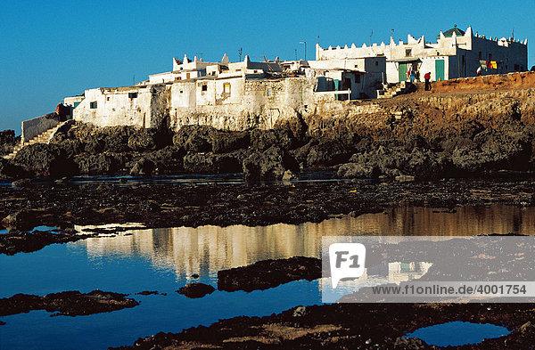 Marabout of Sidi Abderrahmane in Casablanca  Morocco  Africa