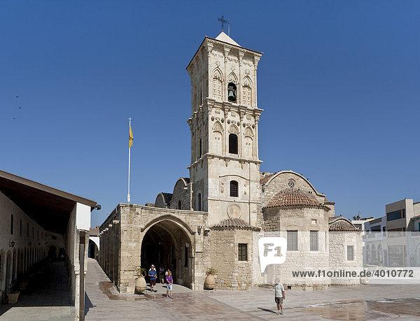 Die Lazarus-Kirche  Agios Lazaros  Larnaka  auch Larnaca  Südzypern  Zypern  Europa