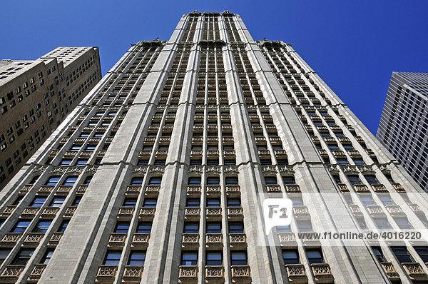Woolworth Building  Manhattan  New York City  USA  Nordamerika