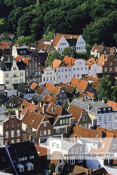 Lübeck Altstadt  Schleswig-Holstein  Deutschland  Europa