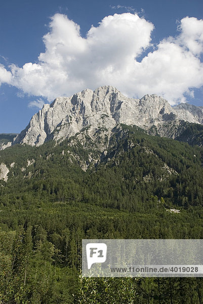 Hochtor im Nationalpark Gesäuse  Steiermark  Österreich  Europa