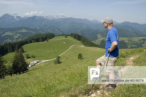 Gschwendtalm  Nationalpark Kalkalpen  Oberösterreich  Österreich  Europa