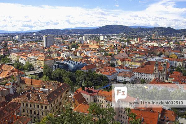 Graz  Steiermark  Österreich  Europa
