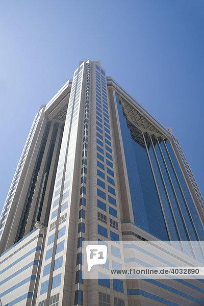 Fairmont Hotel  Dubai  Vereinigte Arabische Emirate  Südwest Asien