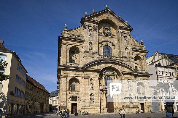 St. Martin's Church  Bamberg  Upper Franconia  Bavaria  Germany  Europe