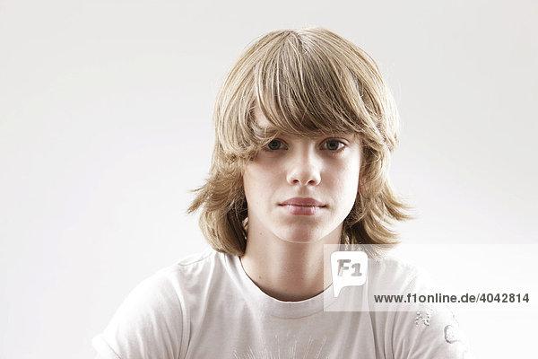 12 jähriger junge