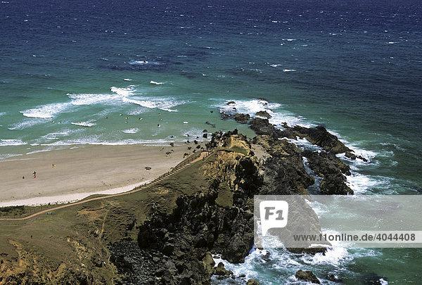 Cape Byron  östlichster Punkt des australischen Festlandes  New South Wales  Australien