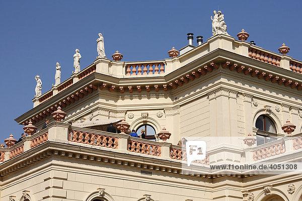 Kursalon im Stadtpark  Wien  Österreich  Europa
