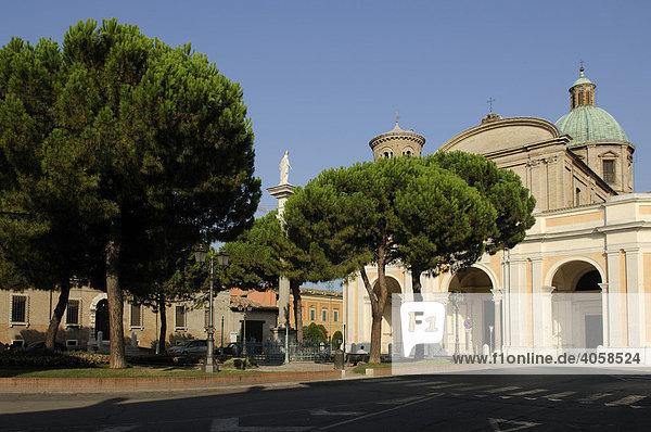 Dom von Ravenna  Italien  Europa