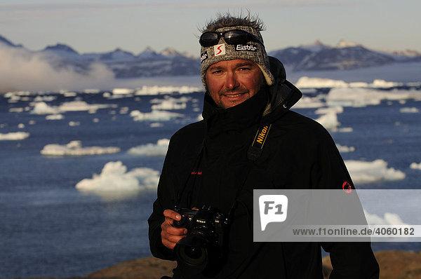 Norbert Eisele-Hein  Fotograf  Johan-Petersen-Fjord  Ostgrönland  Grönland