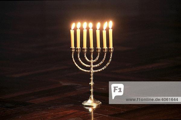 Armiger kerzenleuchter jüdische menora iblnom