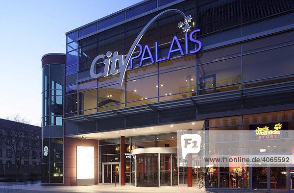 City Palais  Duisburg  Nordrhein-Westfalen  Deutschland  Europa City Palais, Duisburg, Nordrhein-Westfalen, Deutschland, Europa
