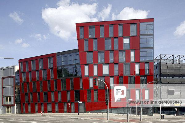 Bürogebäude Dock 47  Hamburg  Deutschland  Europa