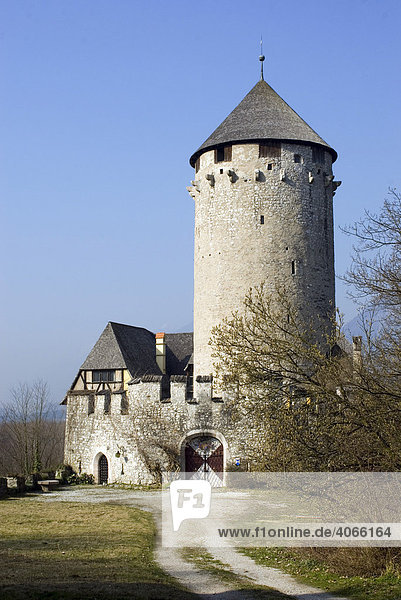 Schloss Matzen  Brixlegg  Tirol  Österreich  Europa