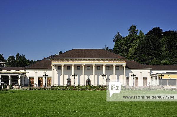 Kurhaus  Baden-Baden  Schwarzwald  Baden Württemberg  Deutschland  Europa