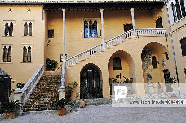 Palau Ducal de Borja Palace  Gandia  Costa Blanca  Valencia Province  Spain