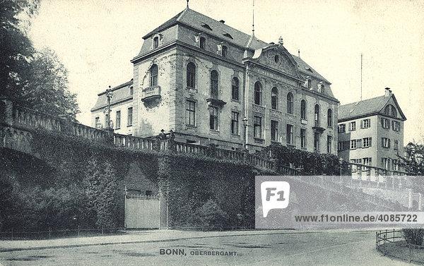 Historische Postkarte um 1900 Bonn am Rhein Deutschland