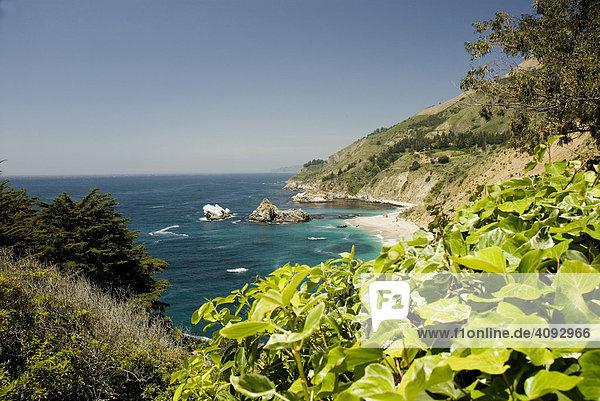 Big Sur  Kalifornien  USA
