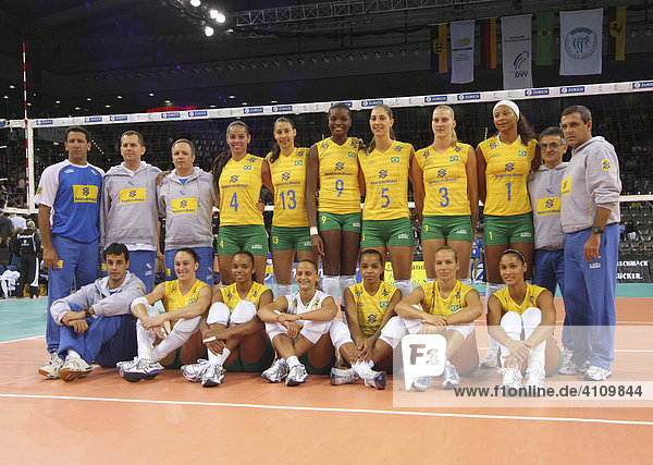 volleyball brasilien