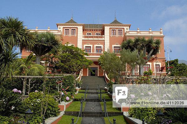 Liceo de Taoro  La Orotava  Teneriffa  Kanarische Inseln  Spanien La Orotava