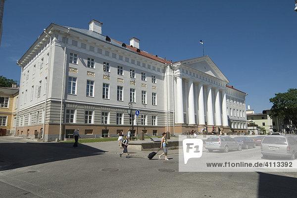Universität  Tartu  Estland