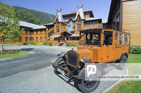 Hotel Dalen  Telemark  Norwegen