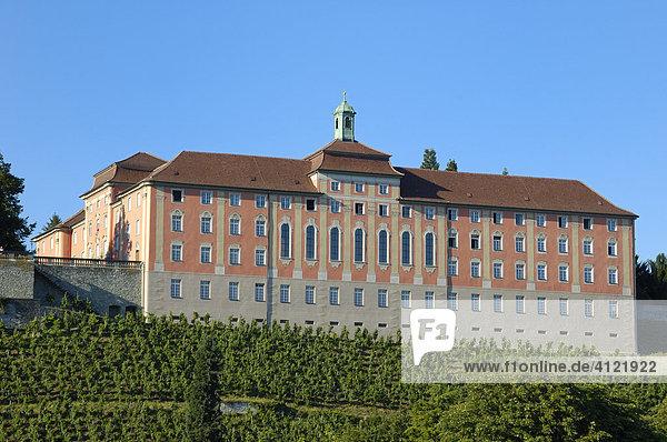 Internat Droste-Hülshoff-Gymnasium  ehemaliges Priesterseminar  Meersburg  Baden-Württemberg  Deutschland