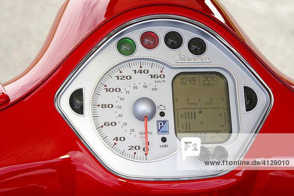 Instrumente  Vespa GTS 250 Roller